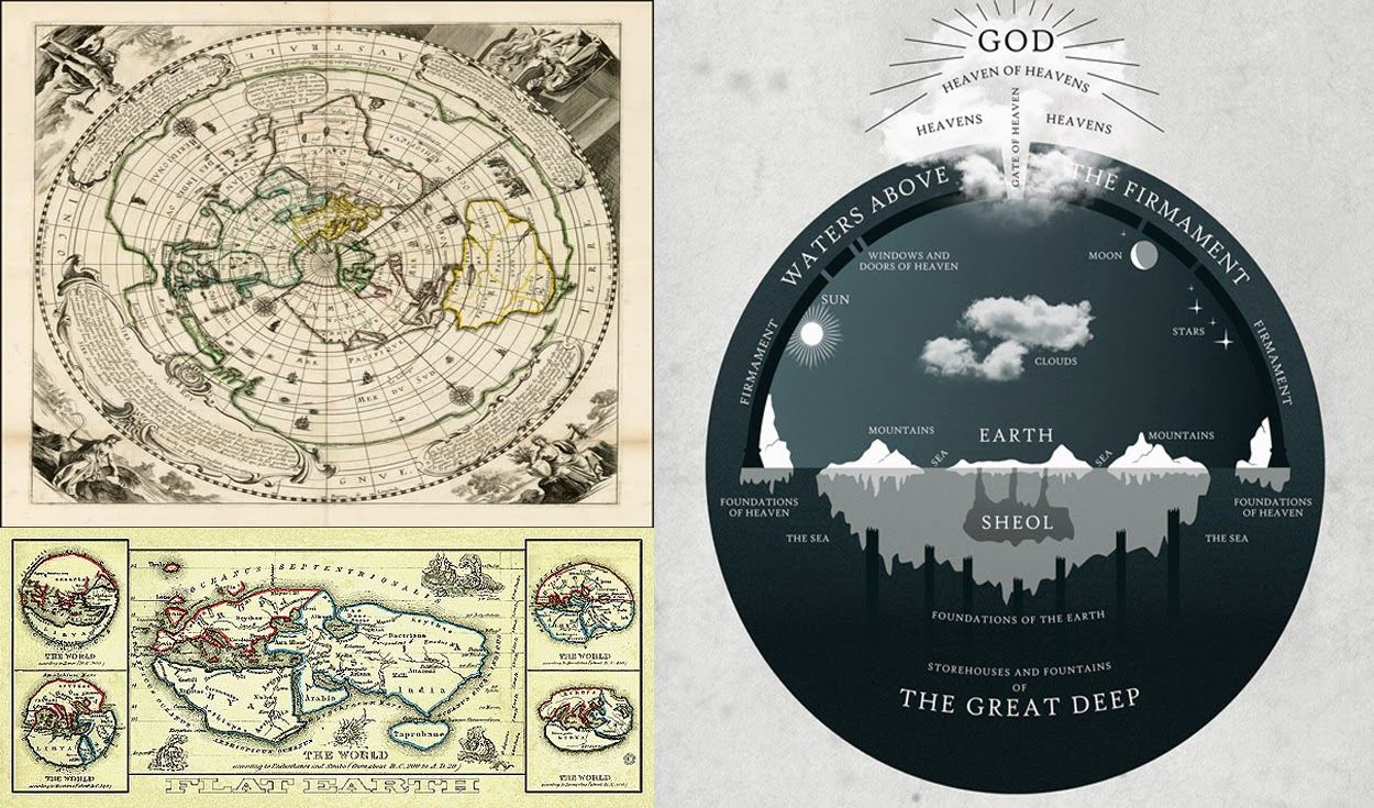 14 Why Don't Christians Embrace the Bible's Flat Earth Teachings