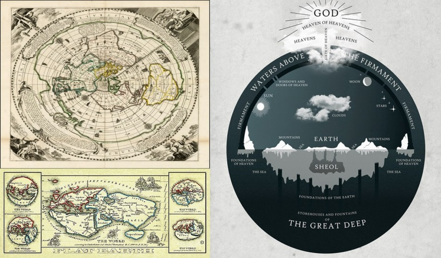 Flat Earth Cosmology and Images | Aplanetruth.info