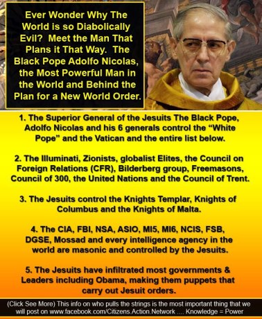 black pope jesuit