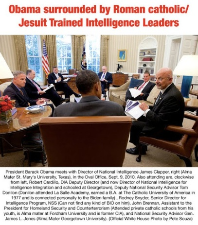 obama-in-oval-office-with-white-jesuit-coadjutor-advisers-2011