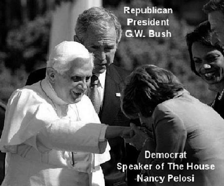 pope bush