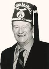 shriner john wayne