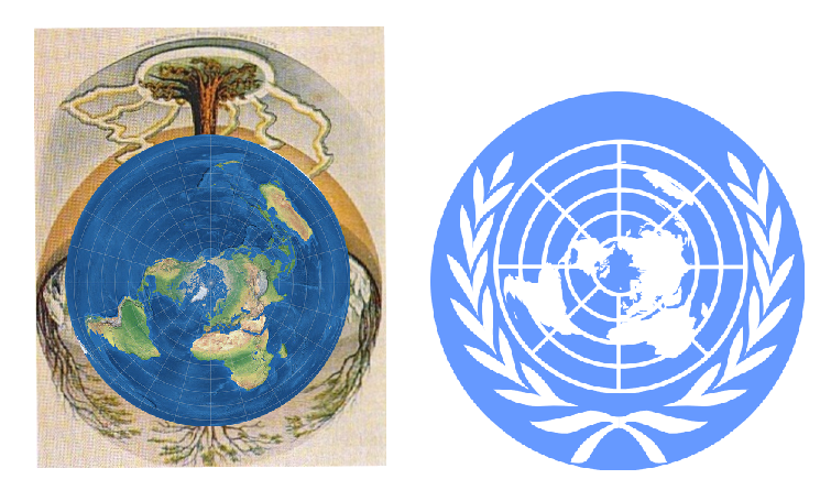 Flat earth tree of life the un flag aplanetruthfo selection088 selection087 selection089 gumiabroncs Images