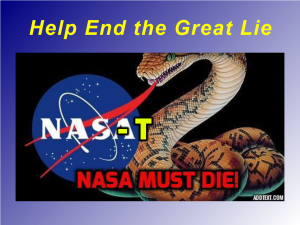 nasa must die t