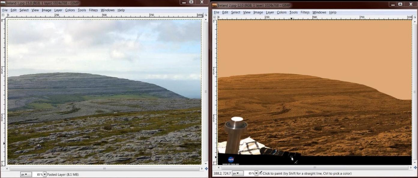 mars rover greenland - photo #5