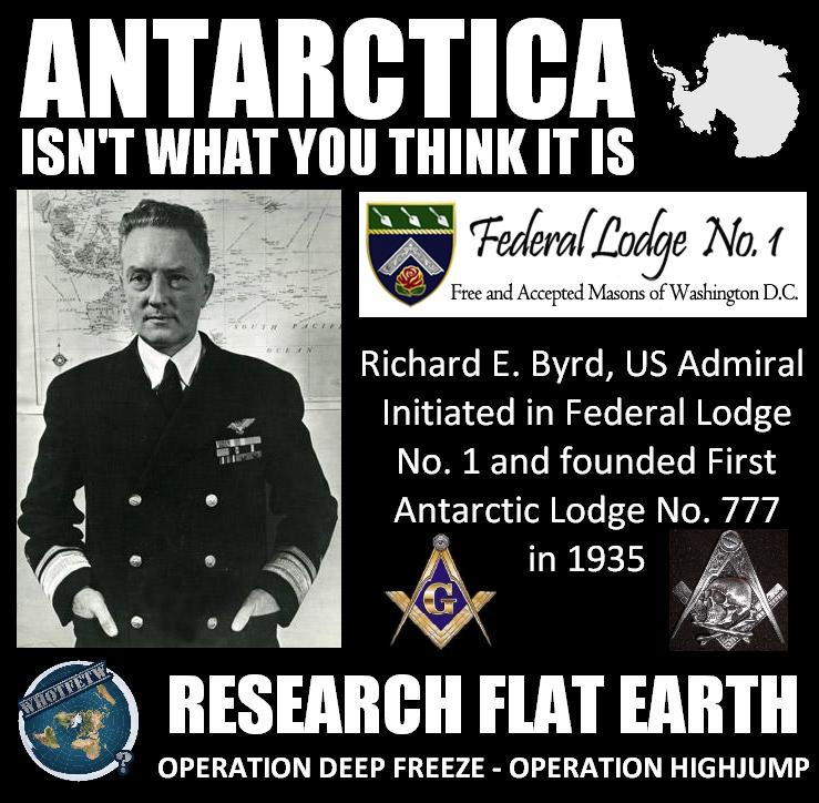 Rick Potvin's Virtual Circumnavigation of Antarctica to Decide if ...