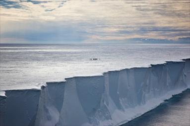 ice wall 21