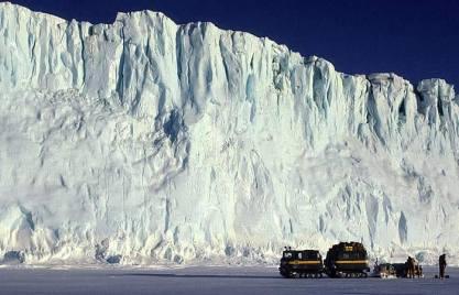ice wall 22