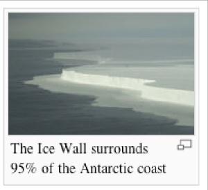 fe antarctica blog - ice wall