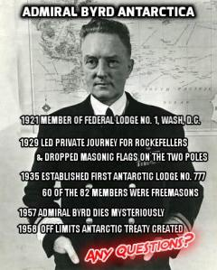 fe byrd freemason