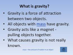 fe gravity