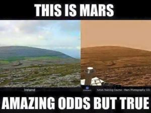 fe mars hoax