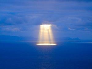 fe sun spot distance