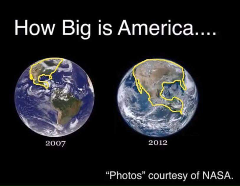 For Those Who Still Believe In Santa Claus And Nasa Cgi