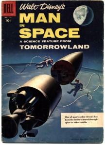 fe man in space