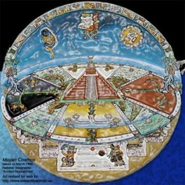 fe mayan cosmos