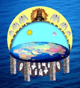 fe model earth dome