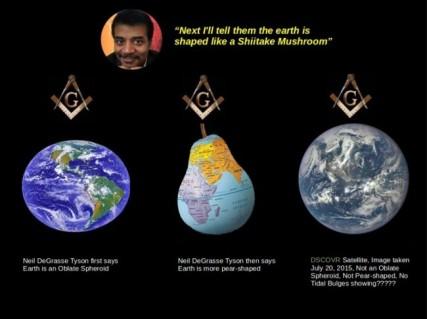 fe nasa sceince degrasse pear earth