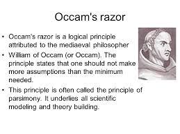occams-razor-definition