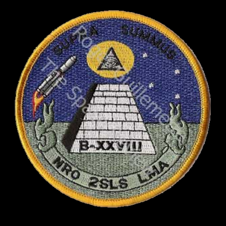 Occult Mission Patches Of NASA And Other Sinister Patches ...