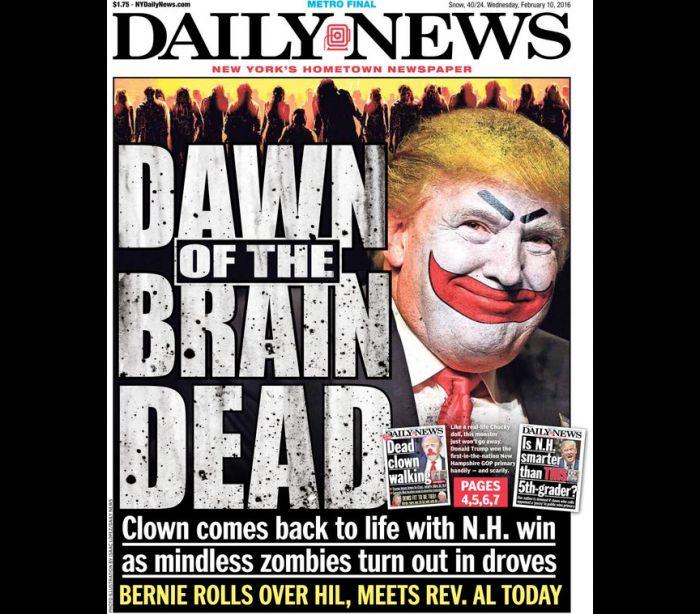clowns trump joker alt news sites are being shut down, fake news meme rises right,Fake News Memes