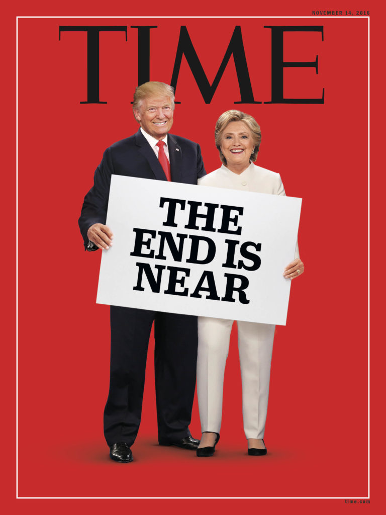 The End Is Near Alt. News Sites Are Be...